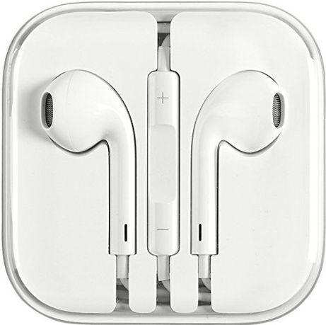 Apple słuchawki douszne earpods orginalne nowe