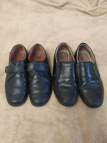 Туфли кожаные на мальчика 30, 31
