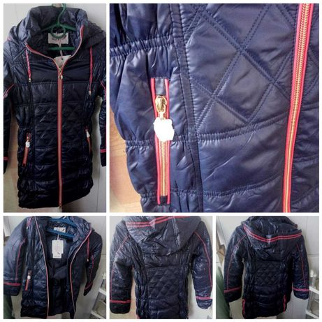 Продаю Курточки-пальто демисезонные(весна)на девочку! возраст 7-13