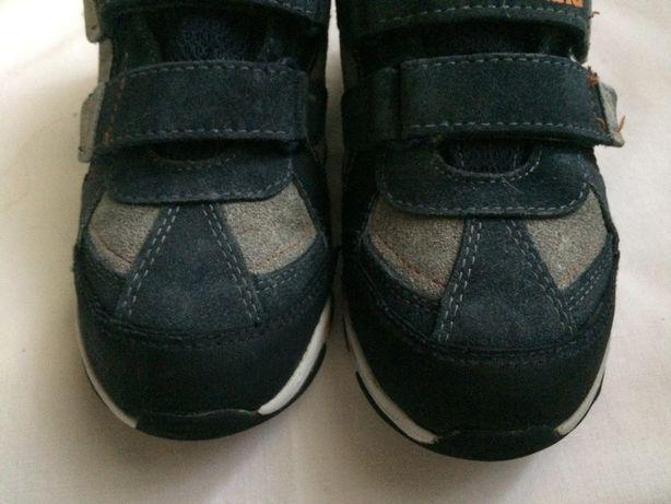 Ботинки кроссовки Timberland оригинал р-р 31 стелька 19 см Woterproof