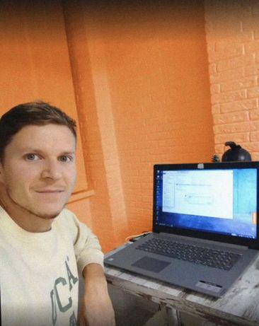 Ремонт ноутбуков компьютеров, частный мастер