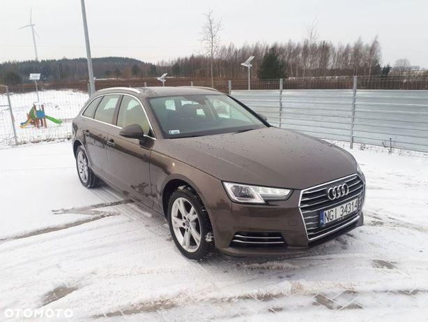 Audi A4 Audi a4 B9 2.0 TDI