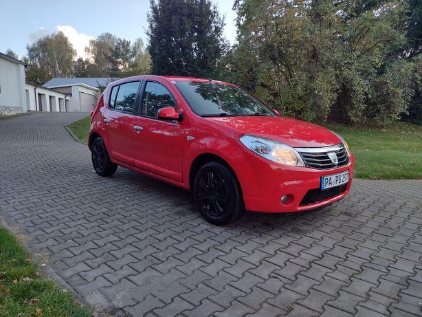 Dacia Sandero 1.6MPI klima elektryka idealny do lpg