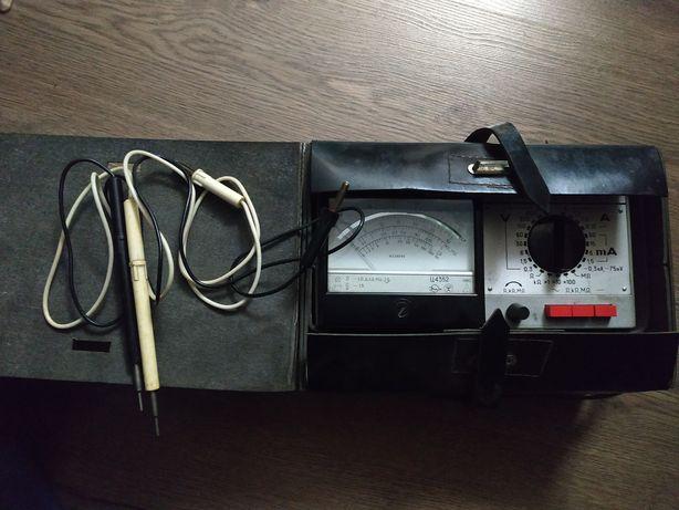 прибор электроизмерительный комбинированный Ц-4352