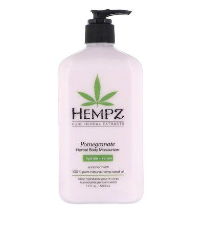 Увлажняющий лосьон для тела с гранатом Hempz Pomegranate Herbal Body