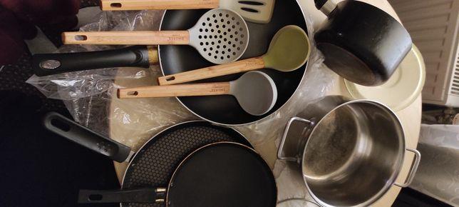 Narzędzia kuchenne za darmo (całość lub część)