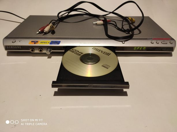 samsung DVD-P465KD