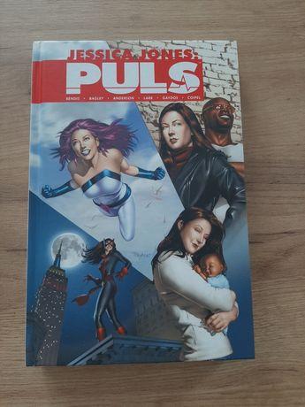 Komiks Jessica Jones: Puls