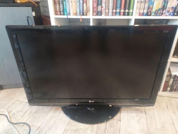 Telewizor LG 42 cale FullHD HDMI + pilot + montaż ścienny