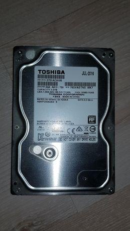 Dysk HDD Toshiba 1TB DT01ACA100 SATA3 7200RPM 32MB