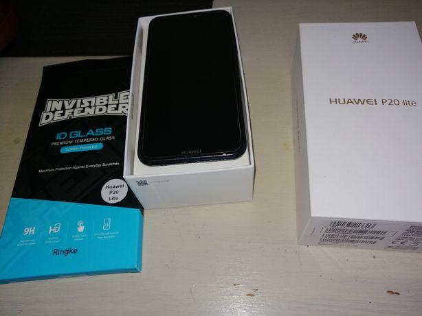 Telefon. Huawei P20 lite, jak nówka