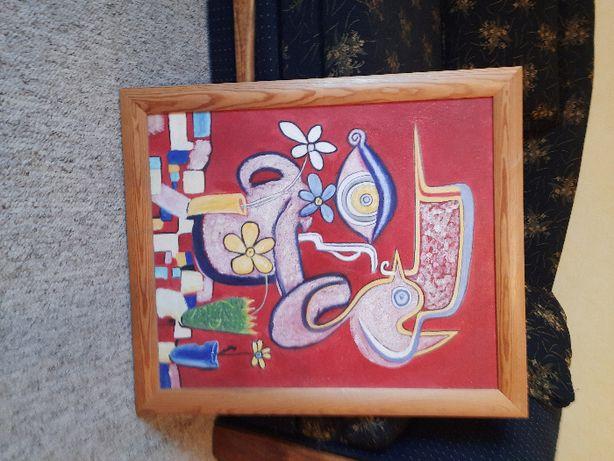 Obraz malowany reprodukcja Picasso