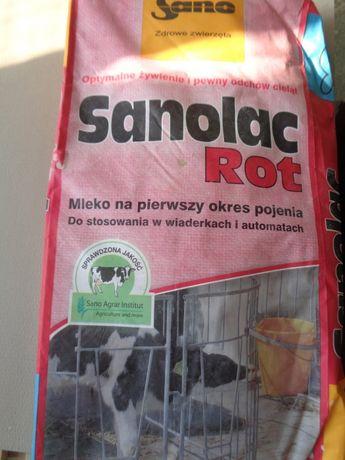 Mleko dla cieląt sano sanolacrot od 1dnia 25kg ngm