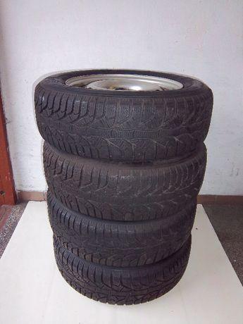 Ford, opony zimowe, 185/ 65 R14, Kleber Krisalp, 7 mm, felgi, tanio