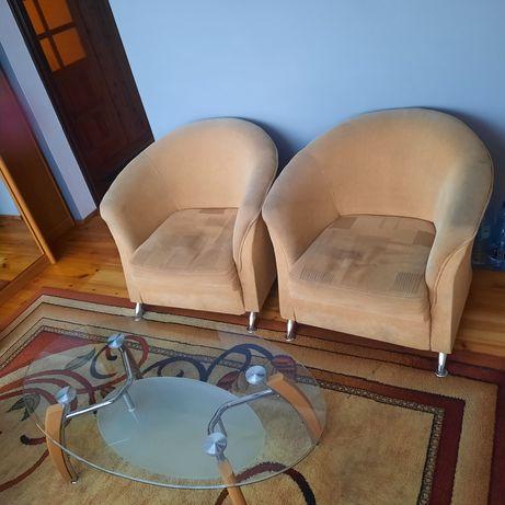 Fotele plus ława