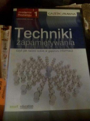 Płyta Cd Techniki zapamietywania