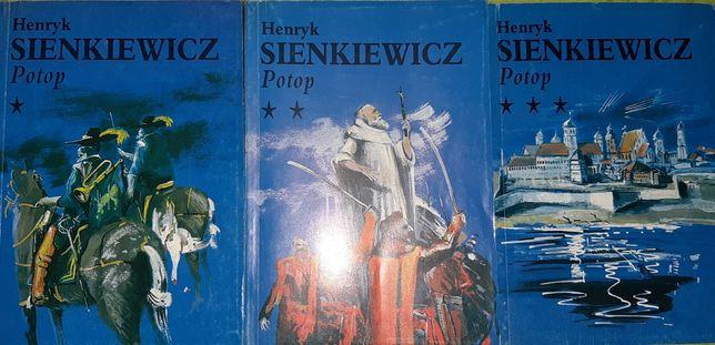 Henryk Sienkiewicz - Trylogia - Potop