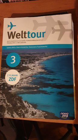 Welttour podrecznik do niemieckiego