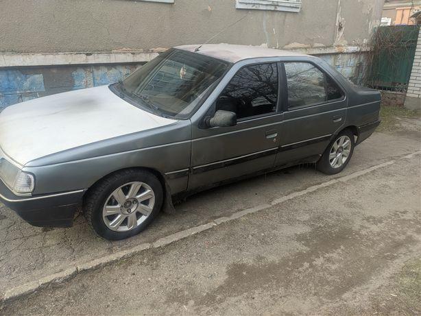 Peugeot 405, Пежо