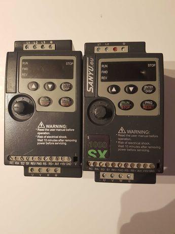 2szt-Falowniki SANYU SX1000-0R4G-2