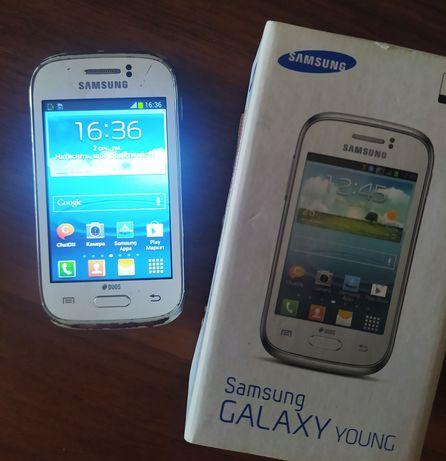 Телефон Samsung galaxy young duos