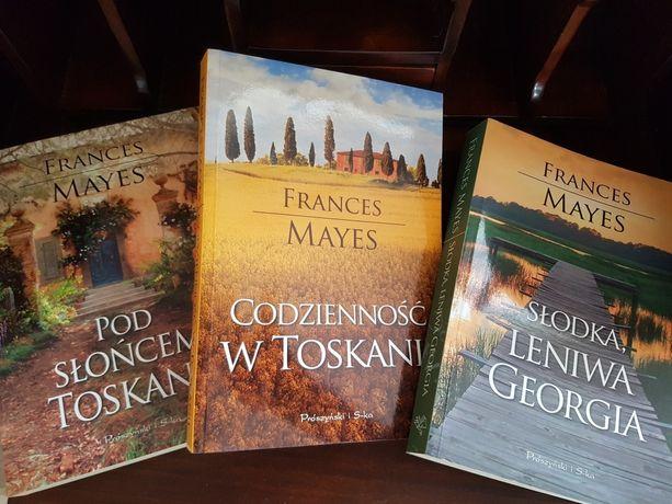 Frances Mayes - pakiet 3 sztuk