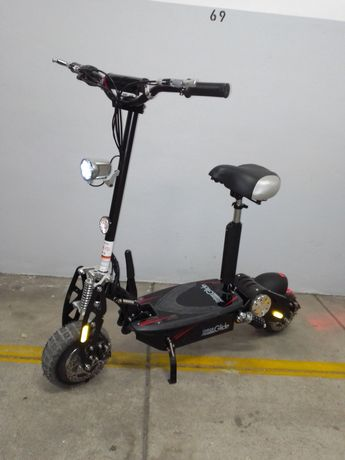 trotinete urbanglide ecross scooter 25 km autonomia NOVA de 16.5.2021