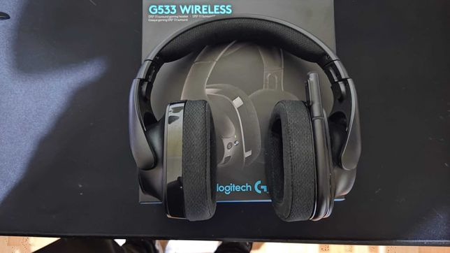 Headset Logitech G533 Wireless 7.1 Surround