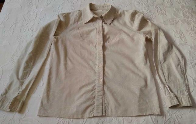 Camisa/Blusa_ Manga comprida_ Senhora_ Tecidos_ Prendas de Natal