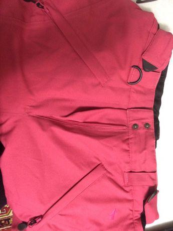 Лижні штани жіночі теплі високоякісний матеріал фірмовий