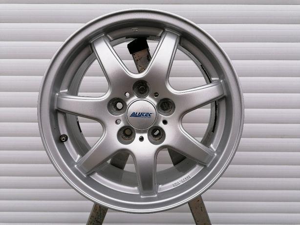 """Felgi aluminiowe AluTec 16"""" 5x112 VW Audi Seat Skoda (nr51)"""