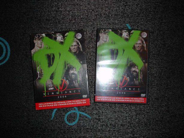 WWE Vengeance 2006 DX