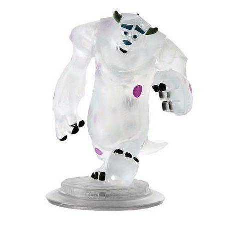 Disney Infinity Figuras Boneco Sulley Cristal Monster PS3 PS4 Wii Xbox
