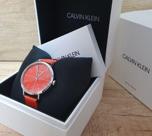 Новые женские часы Calvin Klein Even K7B231YM.