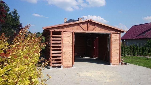 Garaż Krakowiak z montażem