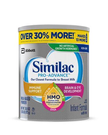 Similac pro advance