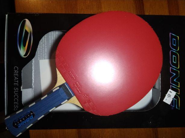 Rakietka do tenisa stołowego - zrobię profesjonalnie