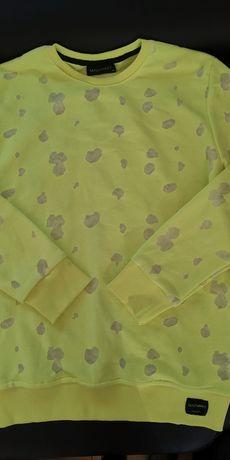 Nowa neonowa bluza w rozmiarze M