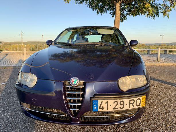 Alfa Romeo 147 a GPL