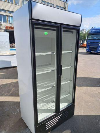 БУ холодильный шкафЛарьВитринаХолодильник для кафе бара Под торты мясо