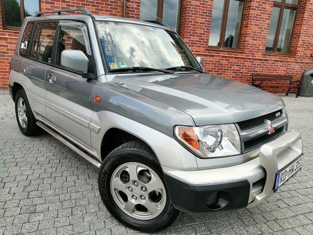 Zadbany Mitsubishi Pinin Benzyna Napęd 4x4 Klima Alus