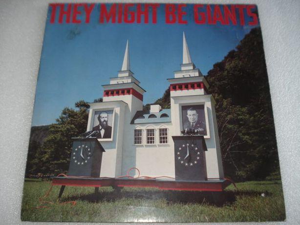 They Might Be Giants - Lincoln - LP Vinil Album - 1988 - Raro