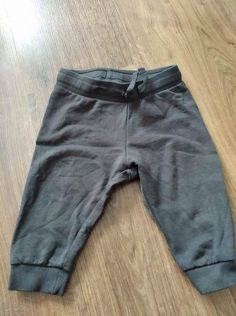 Spodnie dresowe, H&M, rozmiar 68,