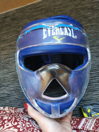Детский шлем для борьбы