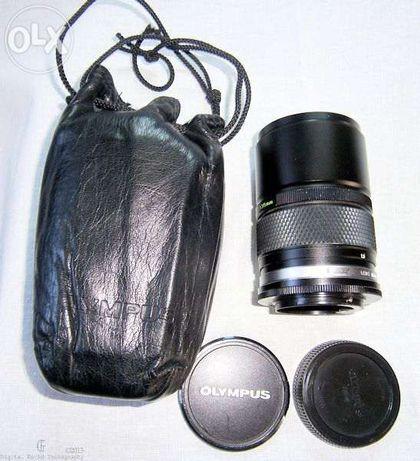Lente Zoom Retrato Zuiko 135mm F.2,8 Em Excelente Estado