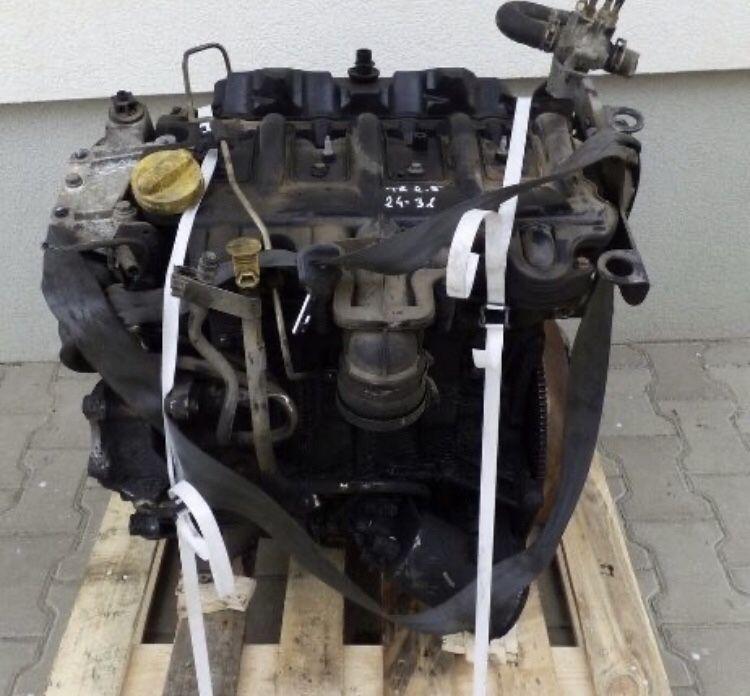 Двигатель G9U Renault Trafic 2.5 dci , Vivaro мотор Рено Судовая Вишня - изображение 1