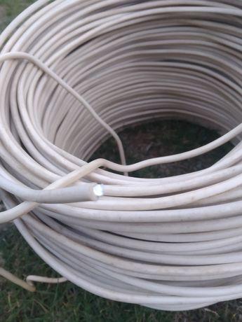 Продам провод алюминиевый диаметр сечения 3.4 мм длиной 50 метров
