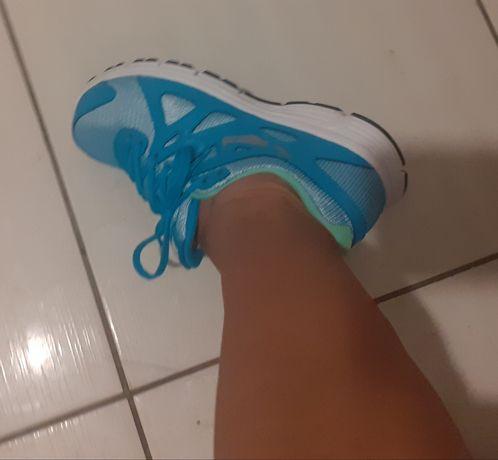 Nike damskie obuwie sportowe