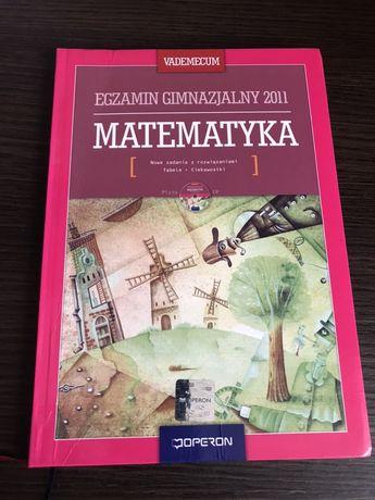 Vademecum matematyka gimnazjum