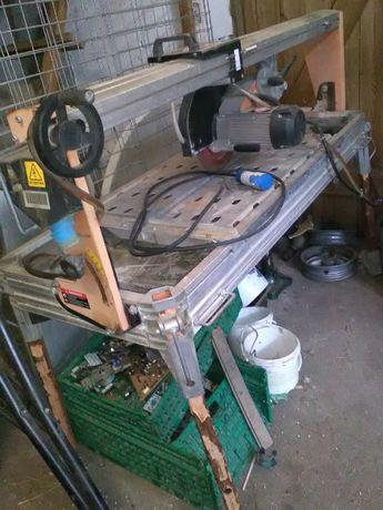 Maszyna do cięcia kafli , płytek , gresu, ceramiki na mokro